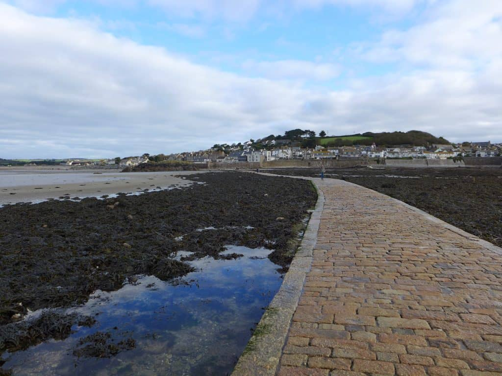 A whirlwind tour of Cornwall, UK, and how to visit St. Michael's Mount