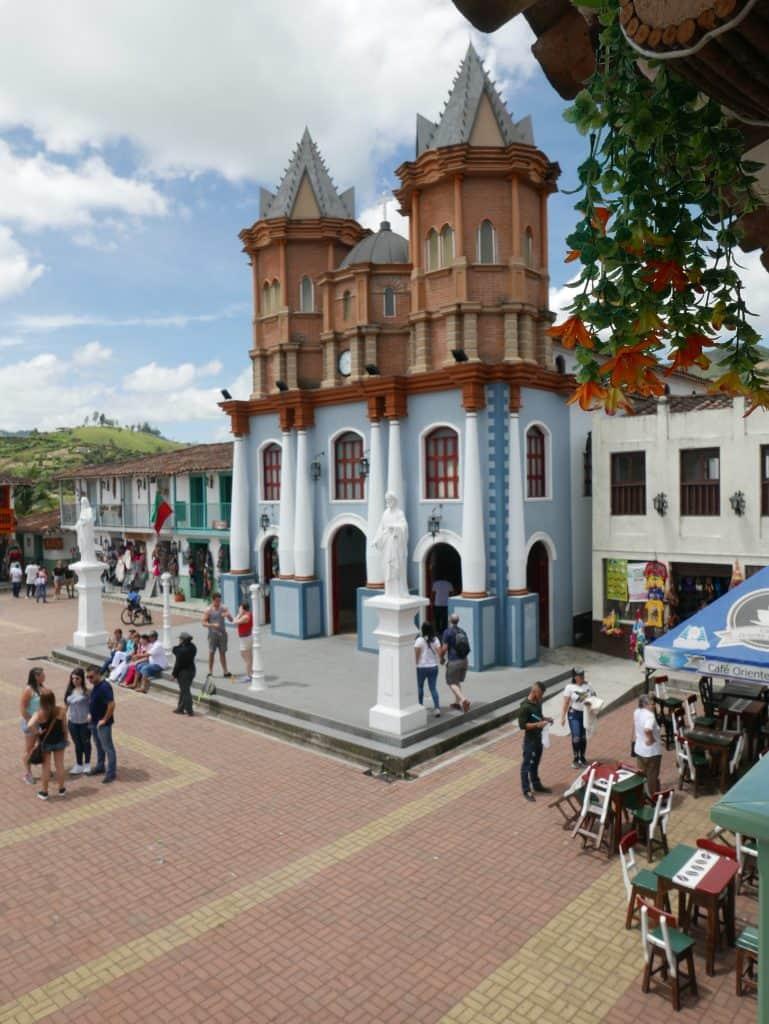 El Penol and El Penon (the rock) are a great day trip from Medellin