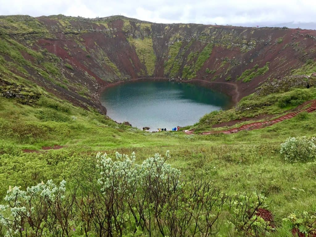 Why Kerid Crater is a must on your Iceland Golden Circle itinerary | One Girl, Whole World