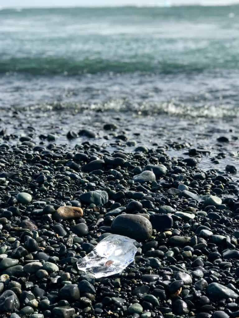 Visiting Iceland's Famous Jökusárlón Glacier Lagoon & Diamond Beach | One Girl, Whole World