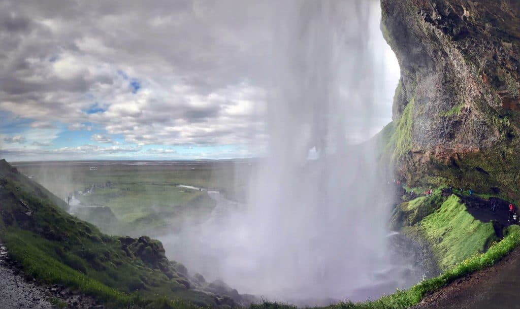Seljalandsfoss waterfall in Iceland, along the Ring Road | Tips for planning your visit | One Girl, Whole World
