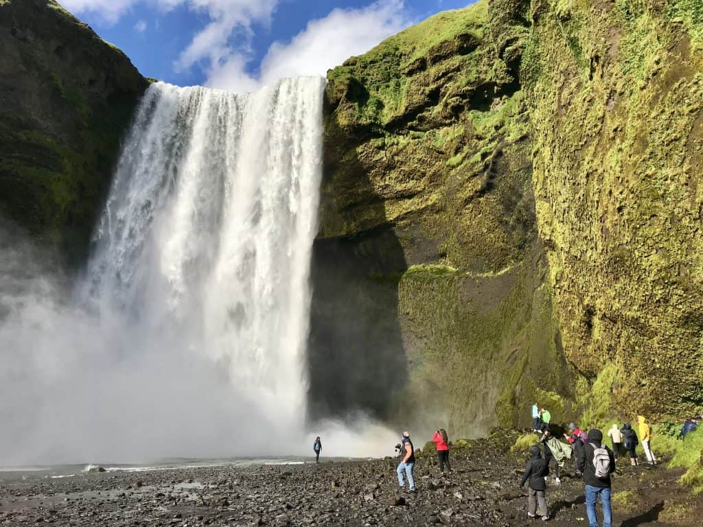 Tips for Visiting Iceland's Skogafoss Waterfall | One Girl, Whole World