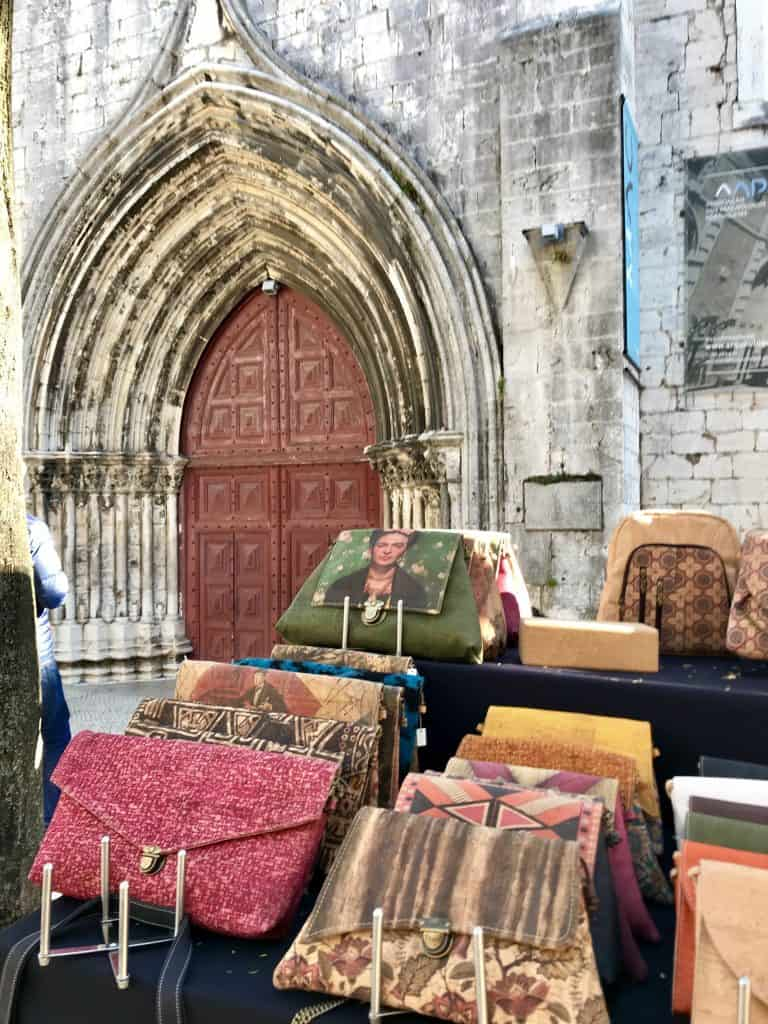 Seek out a local market in Lisbon