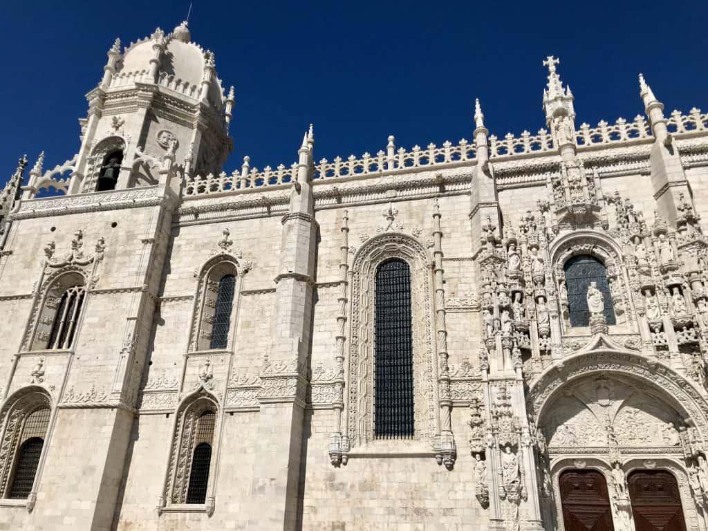 Spend time in Belem...travel tips for Lisbon, Portugal