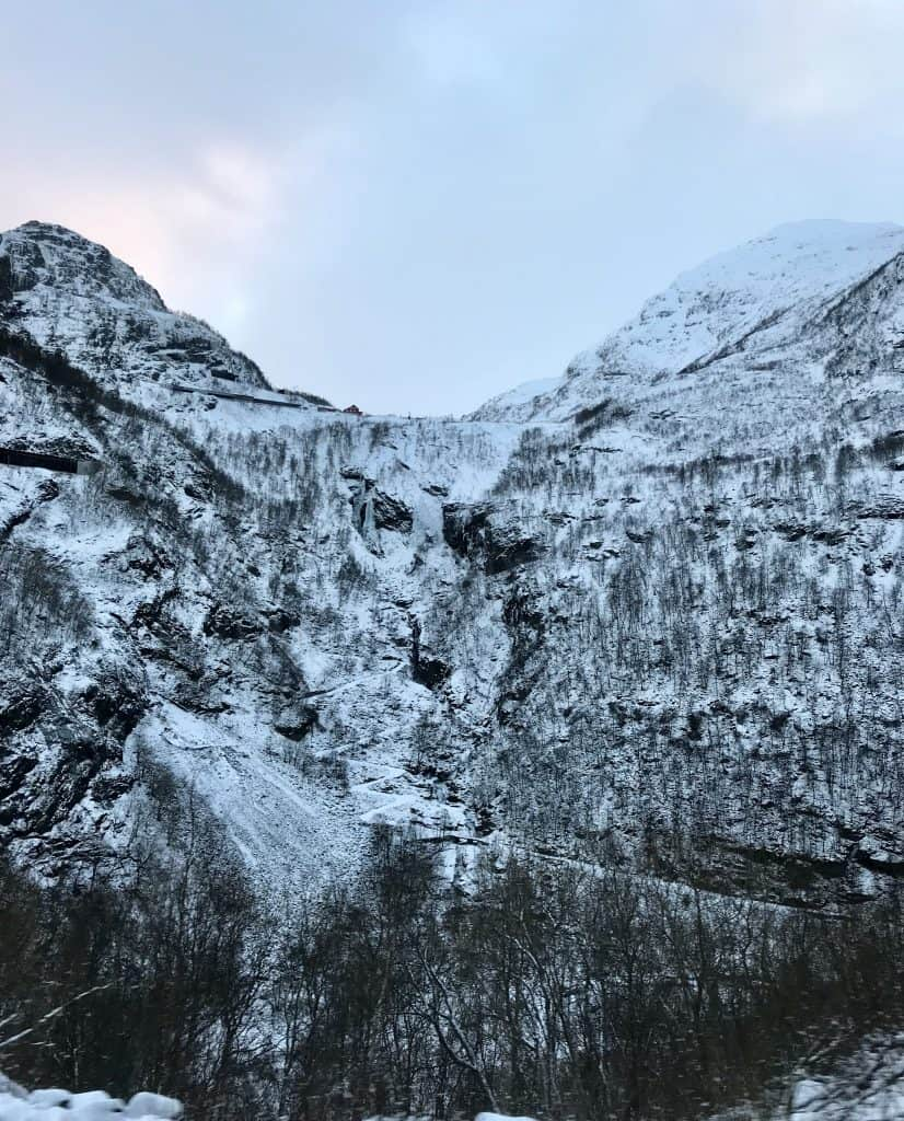 The scenic train ride from Flam to Myrdal - Norway in a Nutshell
