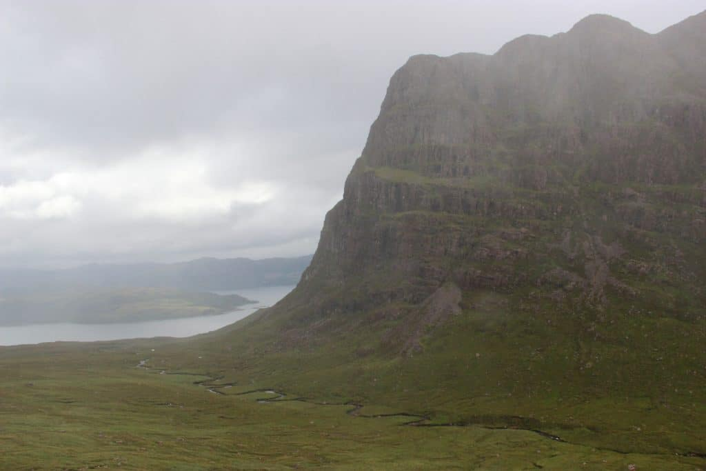 Bealach na Ba, an intense drive in the Scottish Highlands