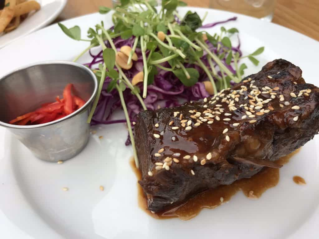 There are great options out in Oak Park, like Citrine - where to eat in Chicago