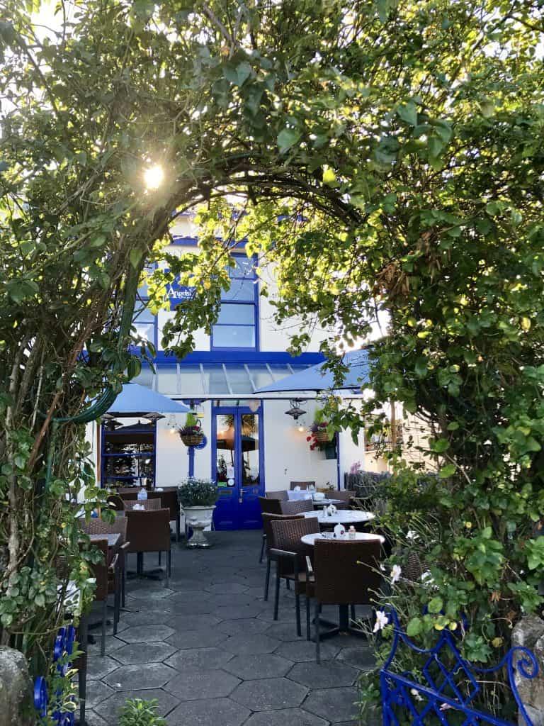 What to do in Devon, UK - visit Angel's Tea Room