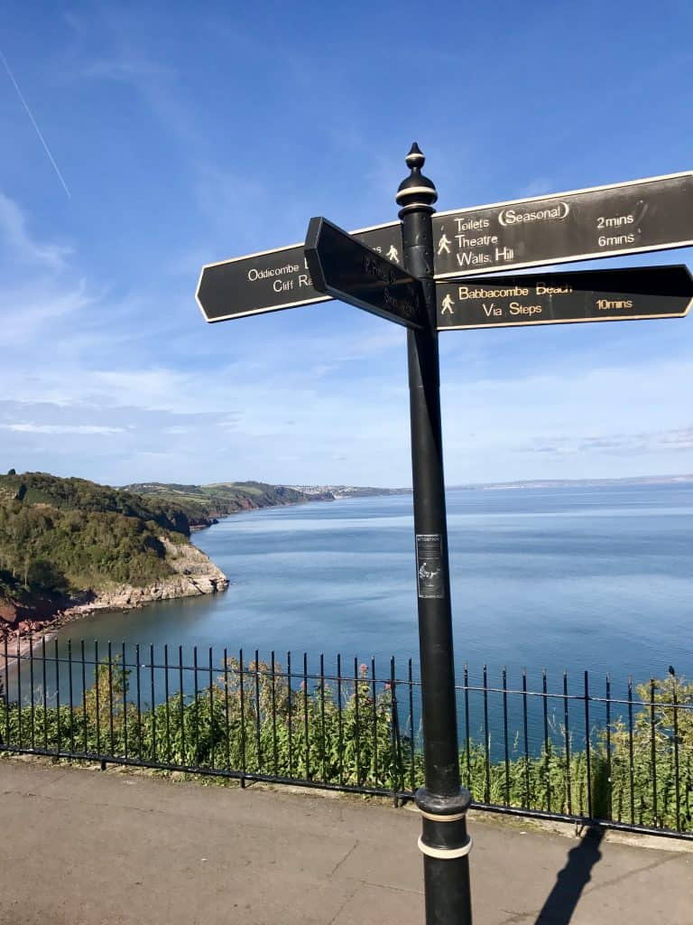 Charming Babbacombe in Devon, England | One Girl, Whole World