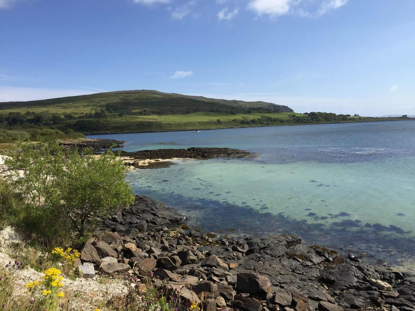 19 of the best places to visit in Scotland - Lochaline by the ferry