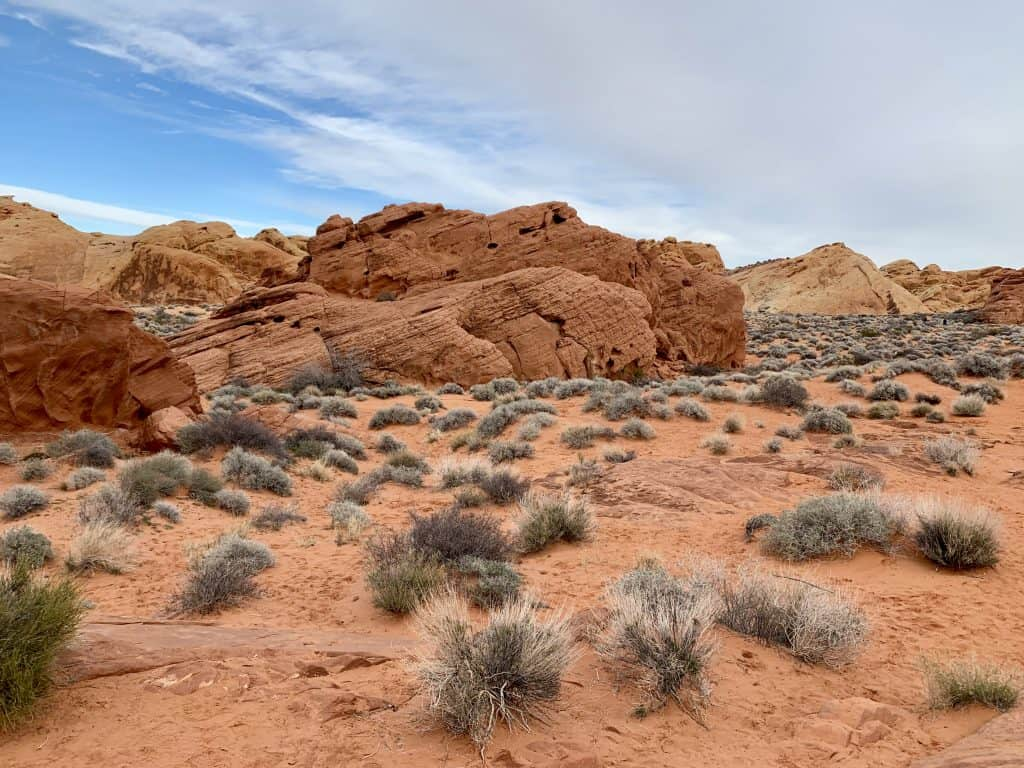 Valley of Fire State Park, the Best Vegas Day Trip | One Girl, Whole World