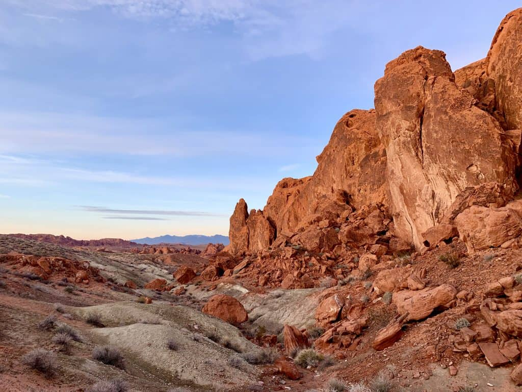 Valley of Fire State Park, Nevada...an amazing Vegas day trip! One Girl, Whole World