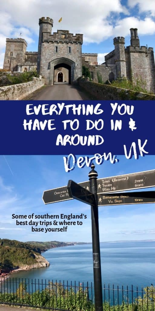 What to see & do in Devon England | destinations in Devon UK