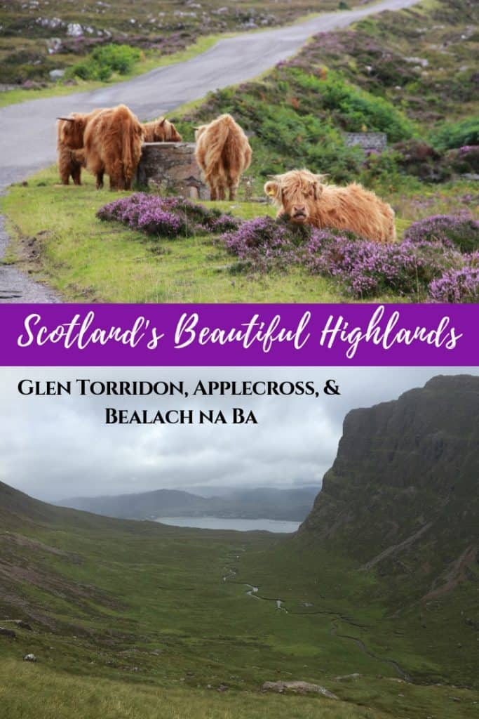 Scotland's Beautiful Highlands: Exploring Glen Torridon, Applecross, & Bealach na Ba