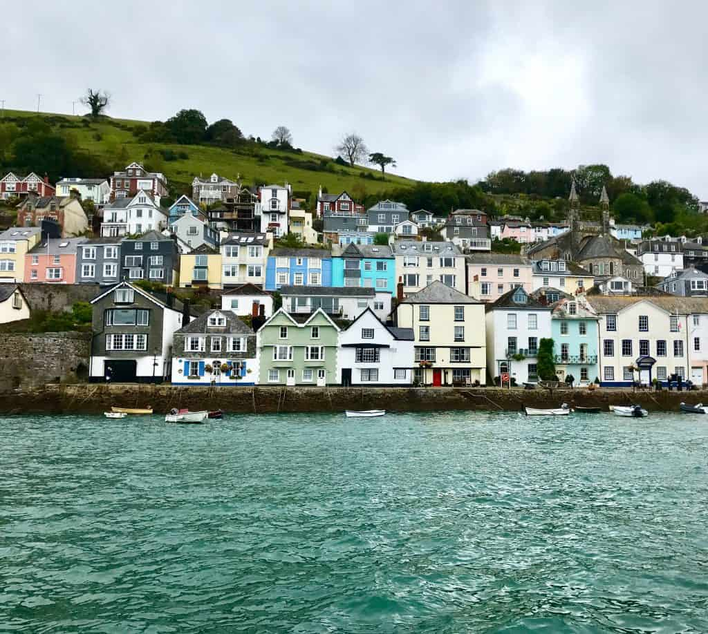 Dartmouth in Devon, England