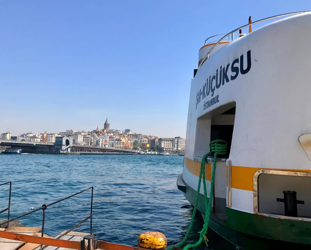 tips for a long layover in Istanbul