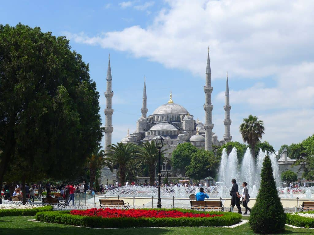 Must see sites in Istanbul