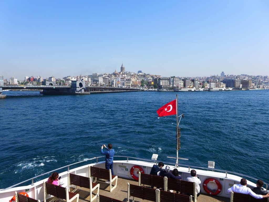 Istanbul layover tips