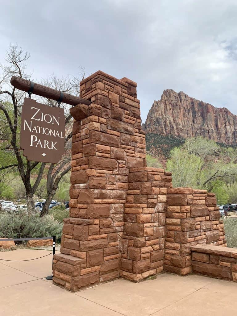 Zion National Park - itinerary for 2 days