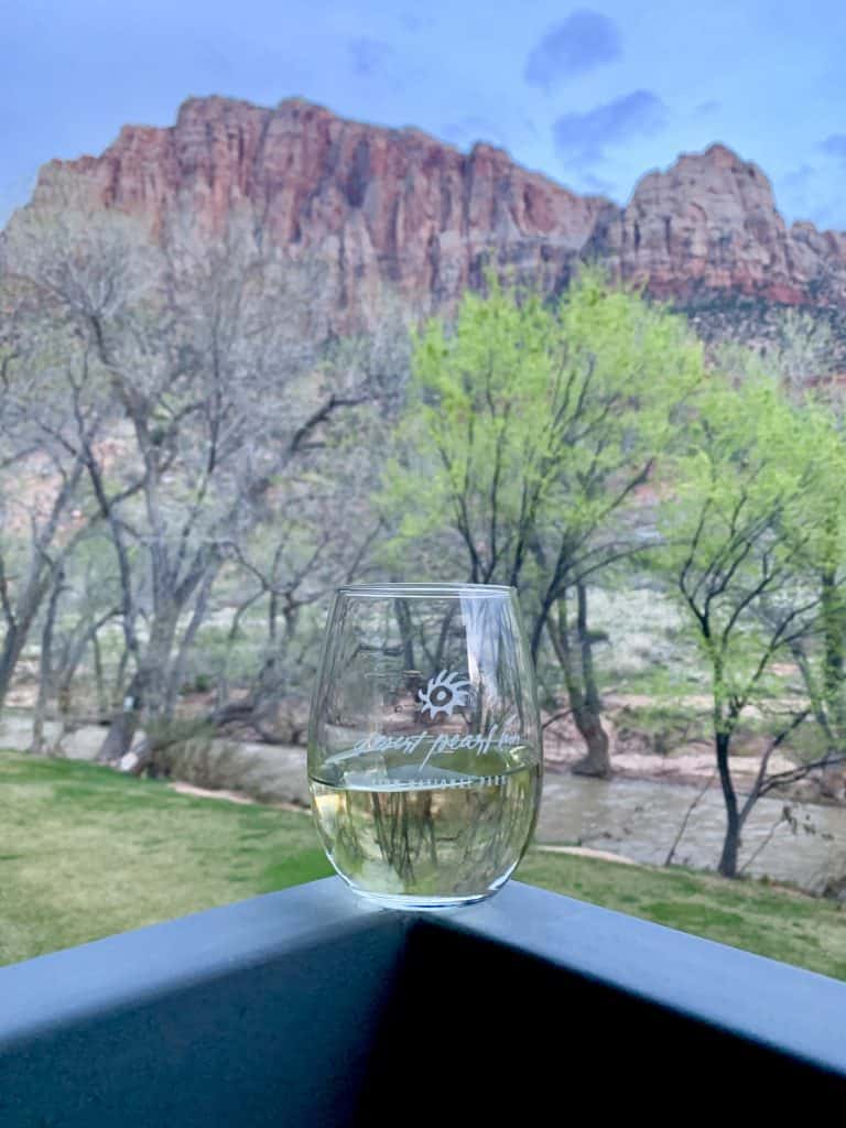 Things to do in Zion National Park with just 2 days - stay at the Desert Pearl