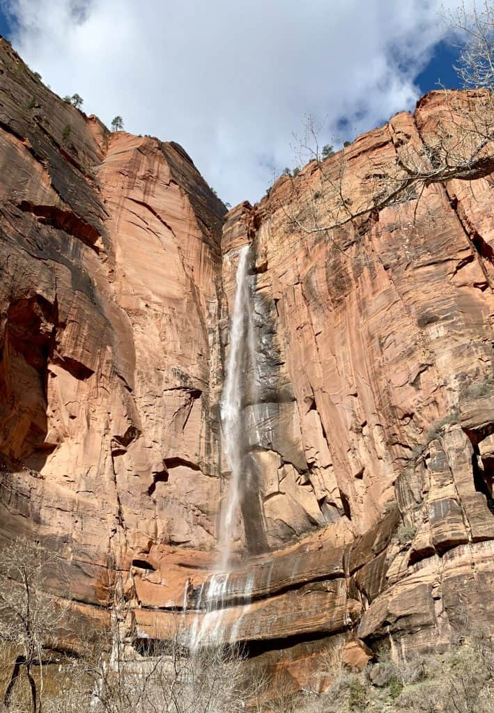 Things to do in Zion National Park with just 2 days - the Riverside Walk is a must