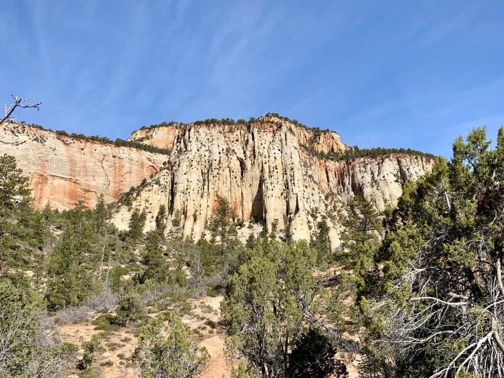 Things to do in Zion National Park with just 2 days - drive the eastern side of the park