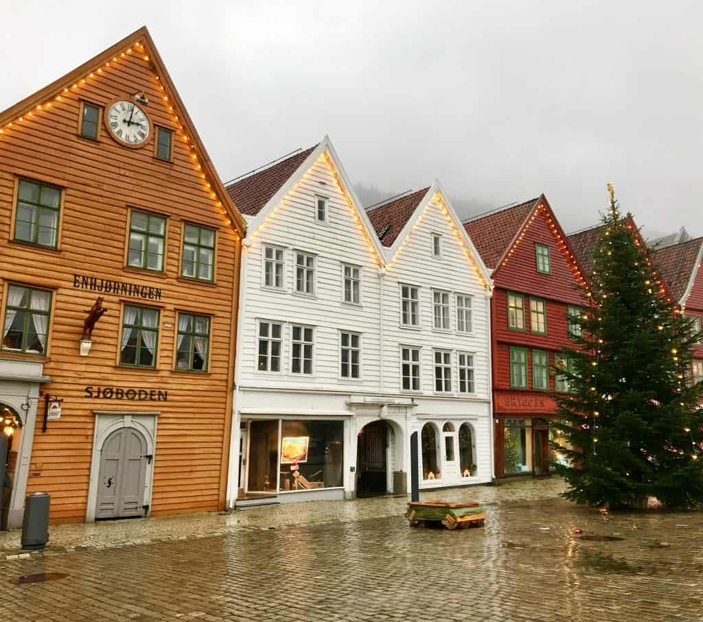 Recommendations on where to eat in charming Bryggen, in the heart of Bergen