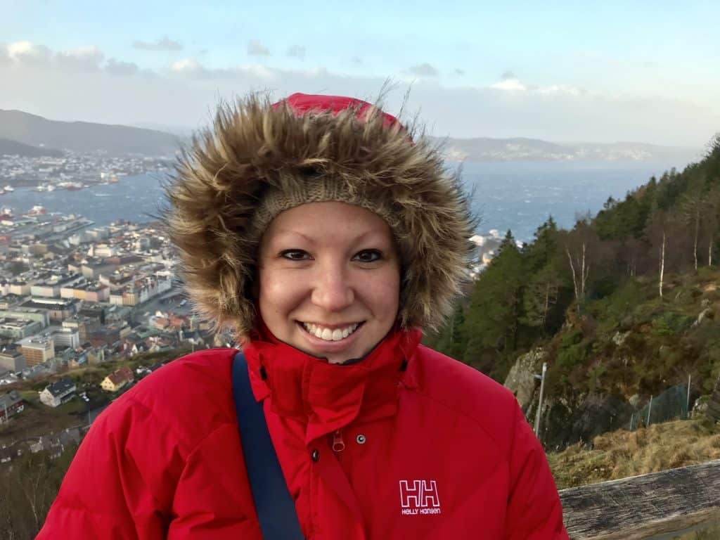 Bergen Norway in winter - packing tips for your trip