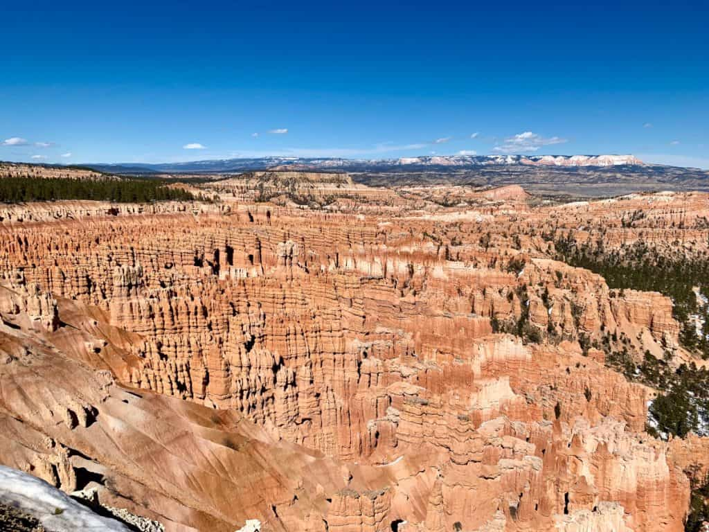 Bryce Canyon National Park is famous for its hoodoo rock formations