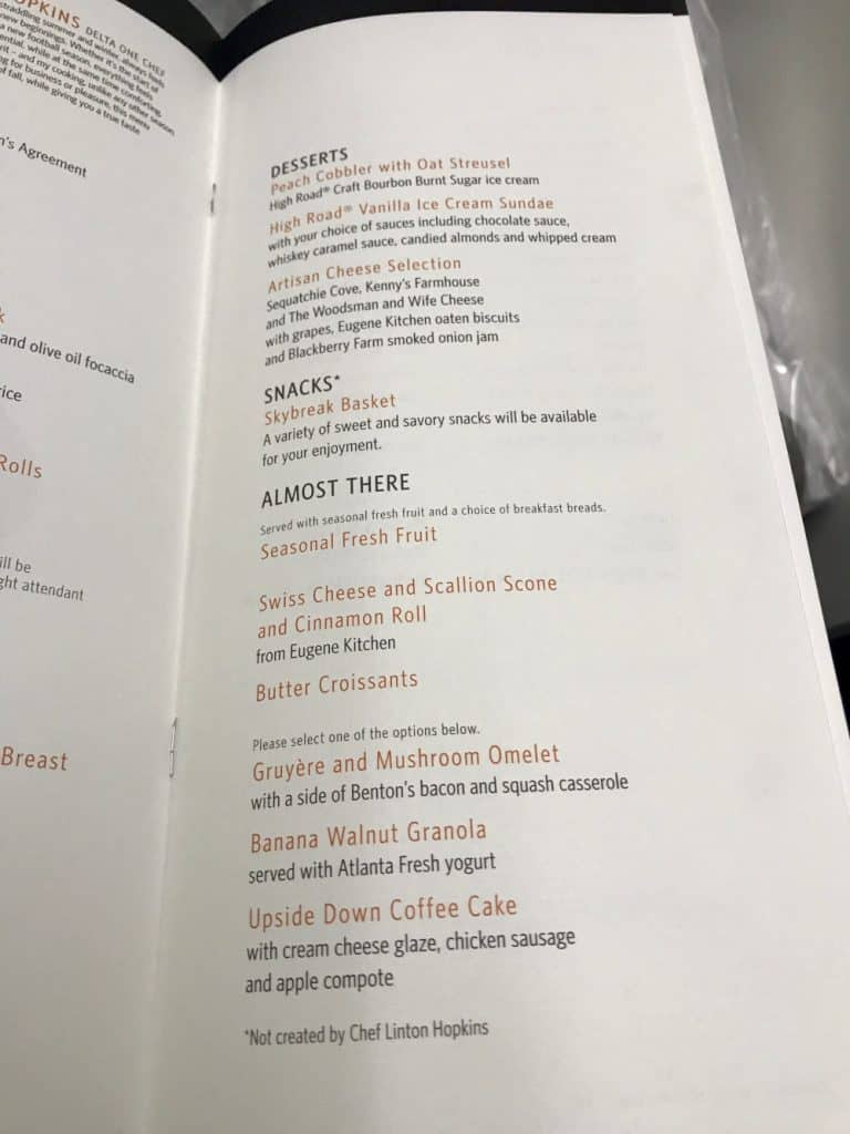 My Review of Delta One Business Class: Atlanta>London round trip   One Girl, Whole World