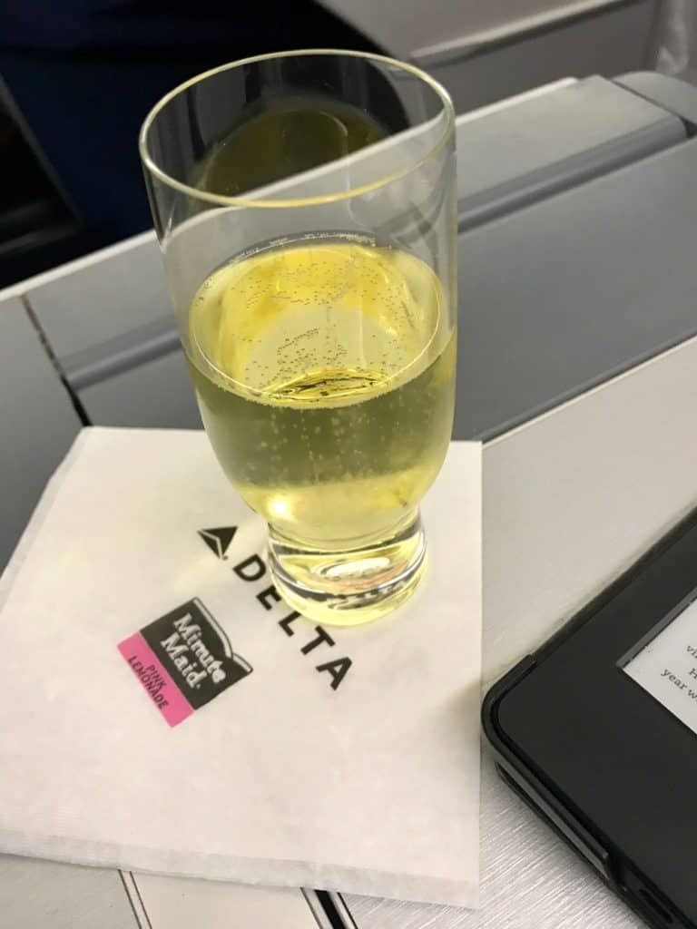 My Delta One review