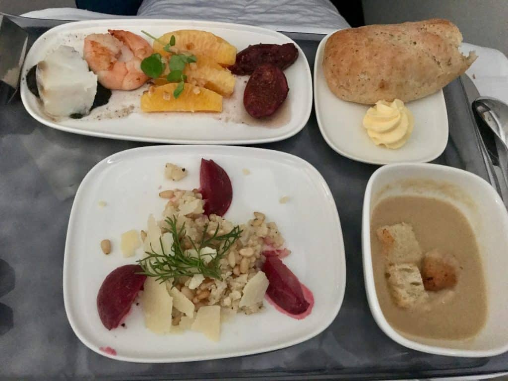 Delta One Review: Business Class ATL > LHR | One Girl, Whole