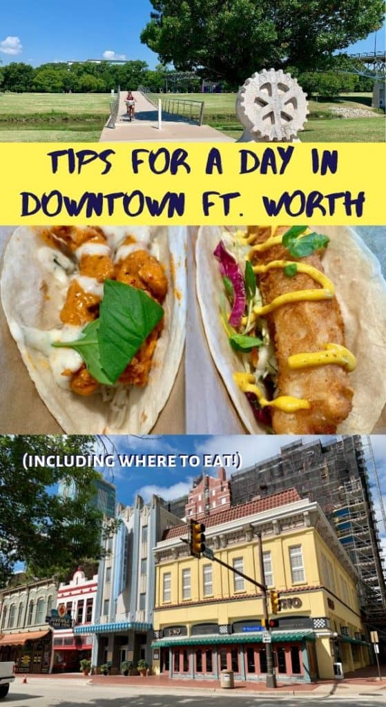 Tips for a Day in Downtown Fort Worth, TX (including where to eat) | One Girl, Whole World