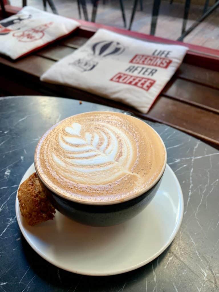 Noir Pit - best coffee shops in Istanbul