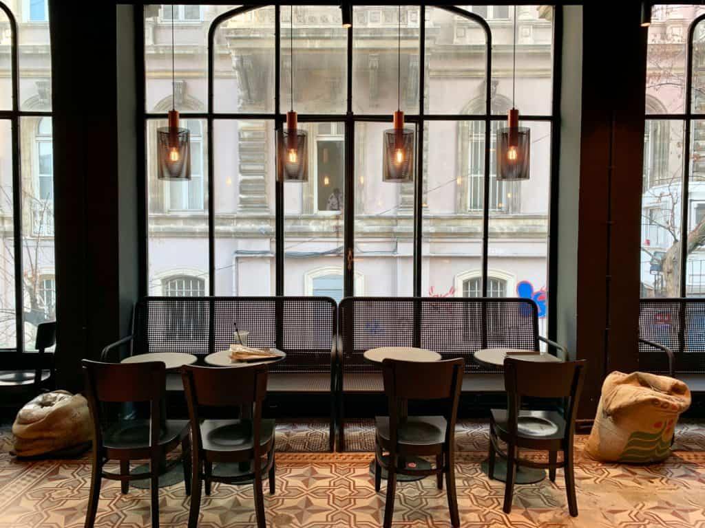 kahve dunyasi al gotur - best coffee shops in Istanbul