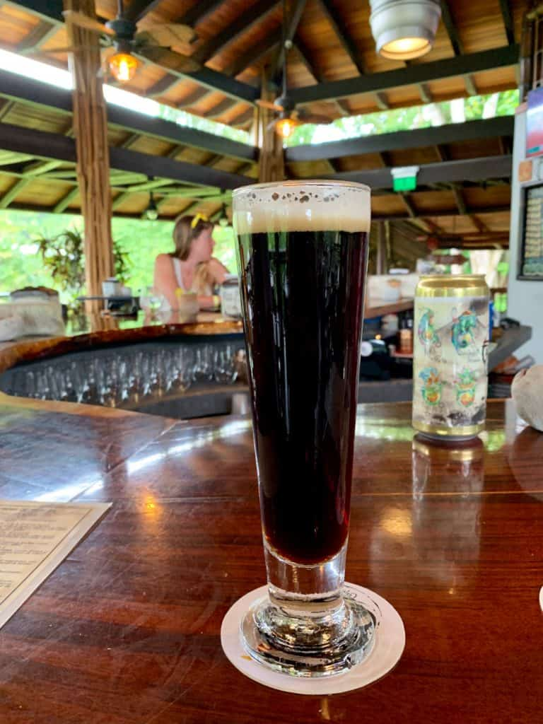 A trip to Dominical's Fuego Brew Co