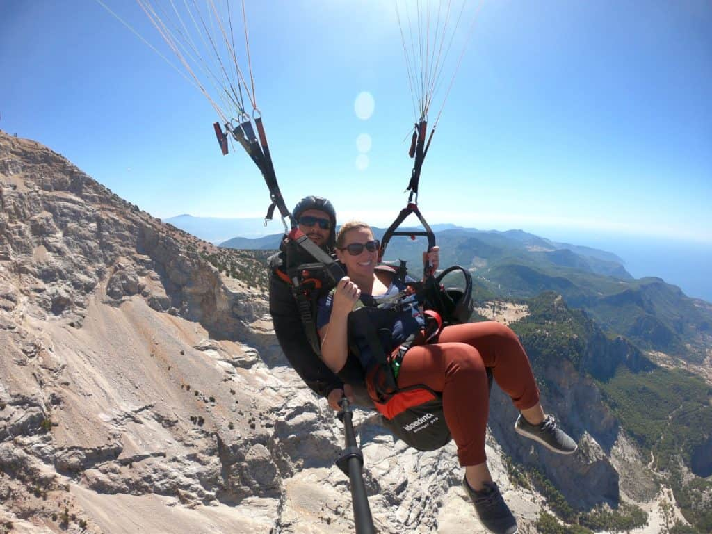 Why you have to go paragliding in Turkey