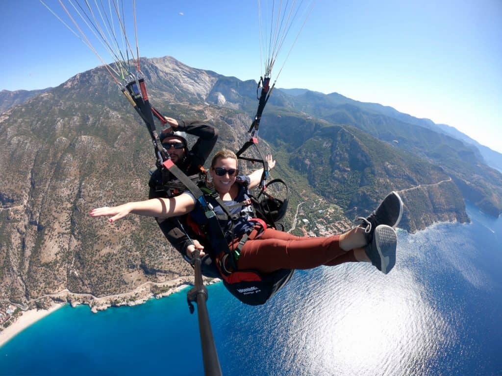 Why Oludeniz paragliding is a bucket list item!