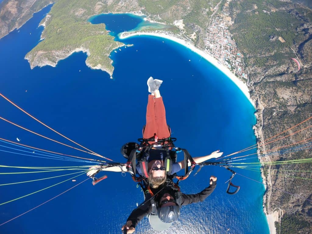 Oludeniz paragliding, why paragliding in Turkey is a must-do!