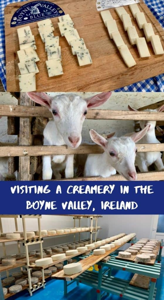 Discovering delicious Boyne Valley cheese in Slane, Ireland | One Girl, Whole World