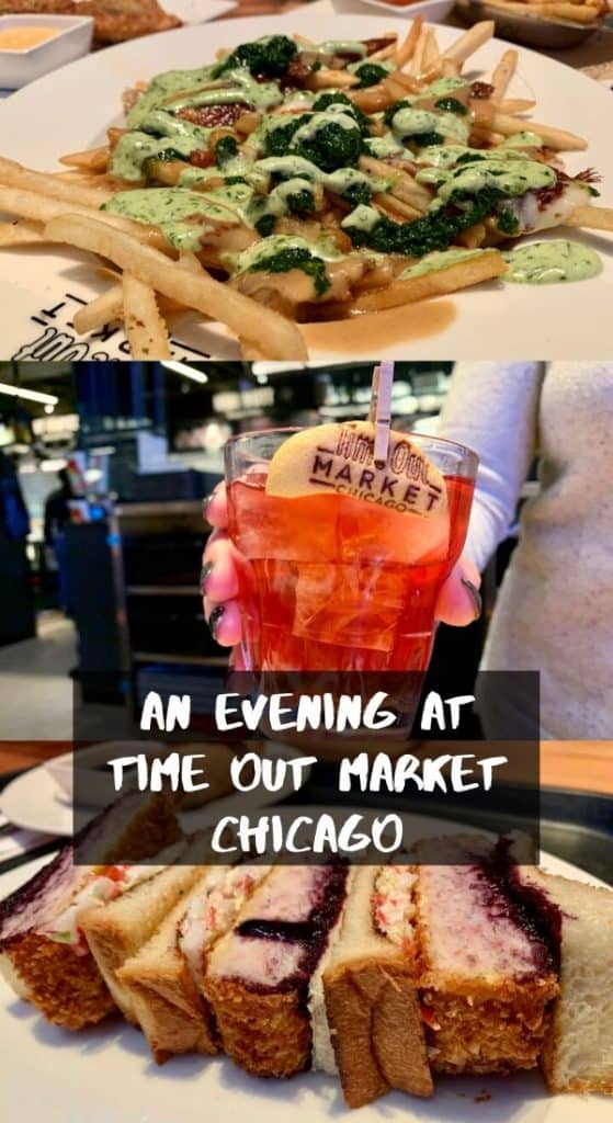 Foodie Heaven: A Visit To Time Out Market Chicago | This food hall packs in the best chefs in Chicago, with a fun and casual vibe. Awesome cocktails, a speakeasy, 18 restaurants, and more in one place! #timeoutchicago #chicago #foodie