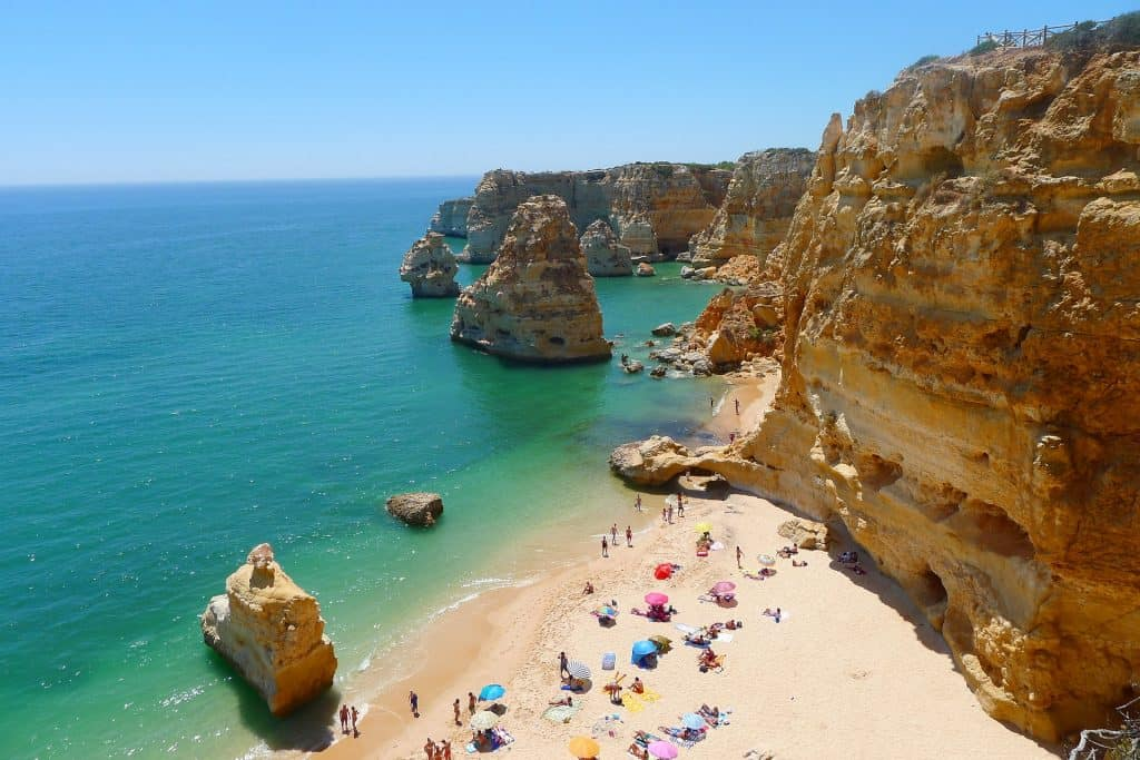 Portugal's Algarve is one of my top places to visit in 2020 | where to travel in 2020 | One Girl, Whole World