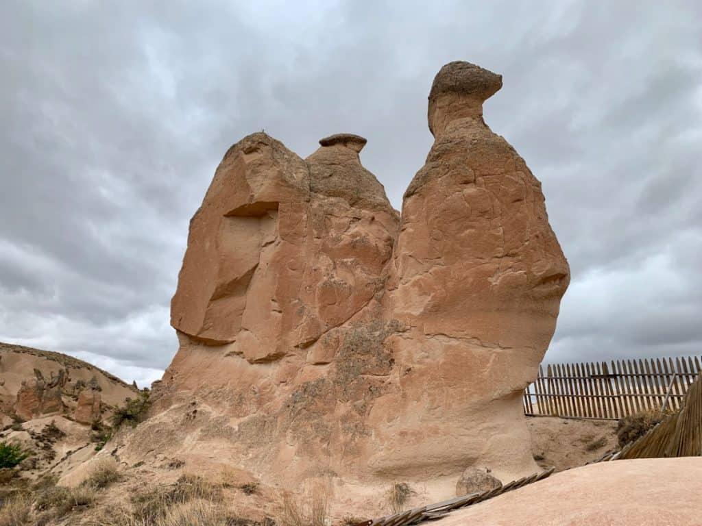 Devrent Valley in Cappadocia