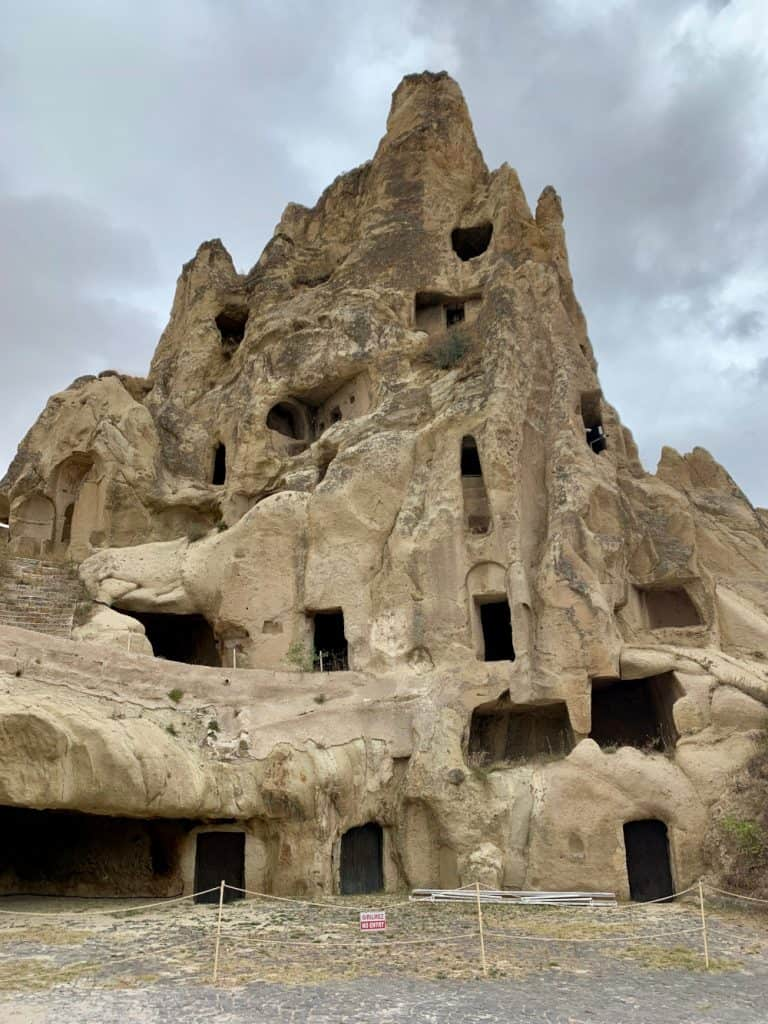 The Open Air Museum is one of the top things to do in Cappadocia