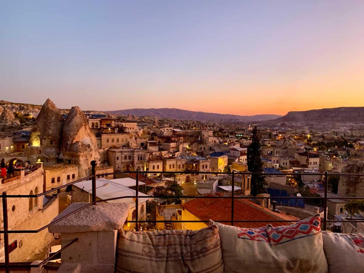 A world travel bucket list for your 30's...Cappadocia should be on there