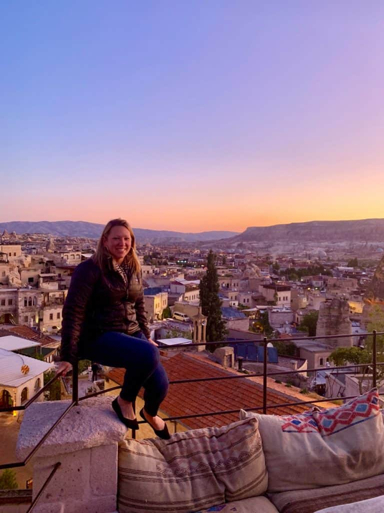 Sunrise watching is a must - things to do in Cappadocia