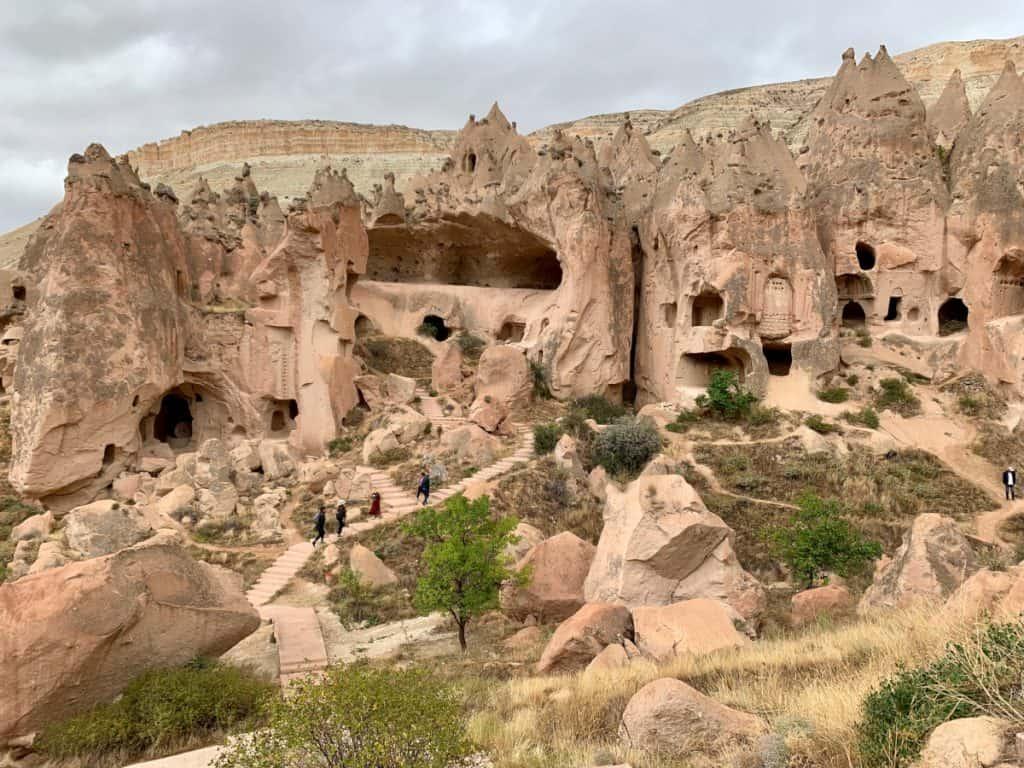 Zelve Open Air Museum - things to do in Cappadocia
