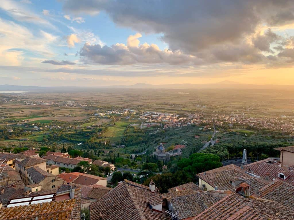 A Guide to Cortona, Italy, one of the quintessential Tuscan hill towns | One Girl, Whole World