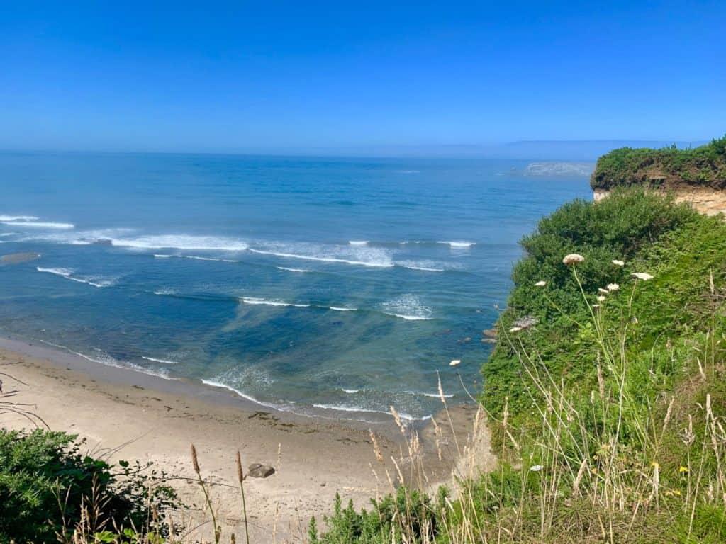 Spending time enjoying coastal views - what to see on the Oregon coast