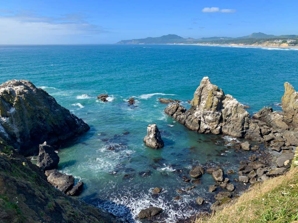 What to do on the Oregon coast - gorgeous views are a must!